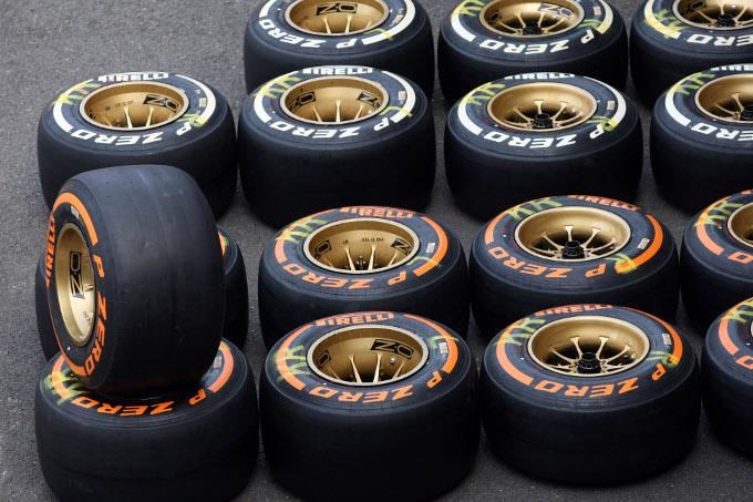 GP Belgio: le forature del venerdì causate da detriti provenienti dalla vettura di Raikkonen