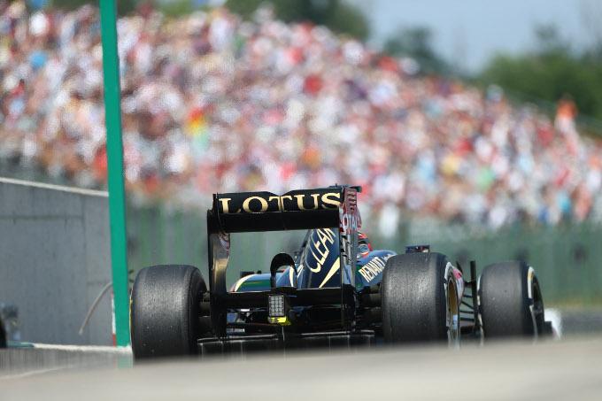 La Lotus ha dei preoccupanti problemi finanziari