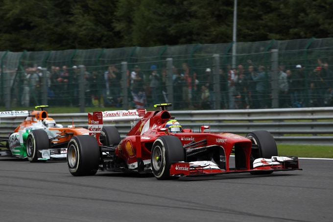 """Massa: """"Ferrari migliorata, ma c'è sempre una Red Bull davanti"""""""