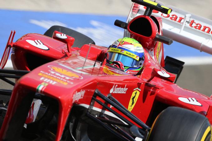 """Montezemolo: """"Massa ha bisogno di risultati e punti per rimanere in Ferrari"""""""