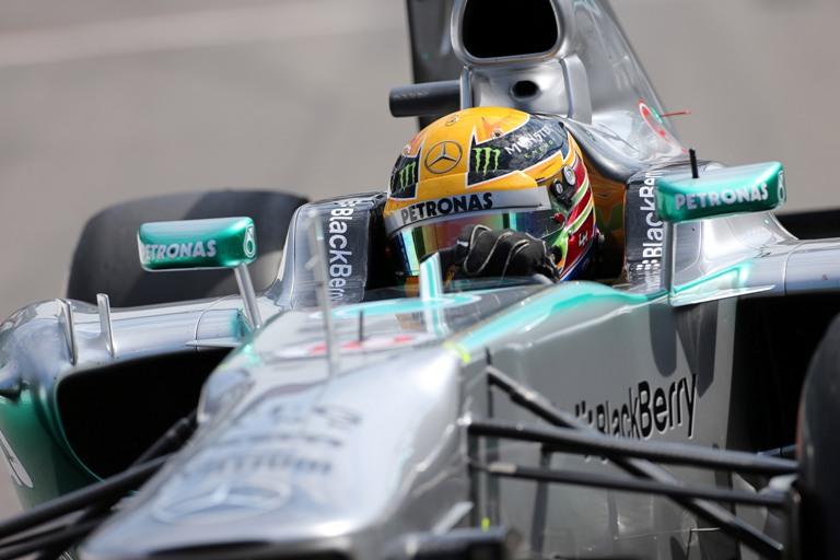 """Mercedes, Hamilton: """"Fantastica questa quarta pole consecutiva"""""""