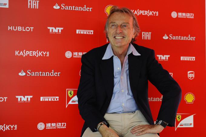 """Montezemolo: """"Dobbiamo lavorare per la Ferrari e per i suoi tifosi"""""""