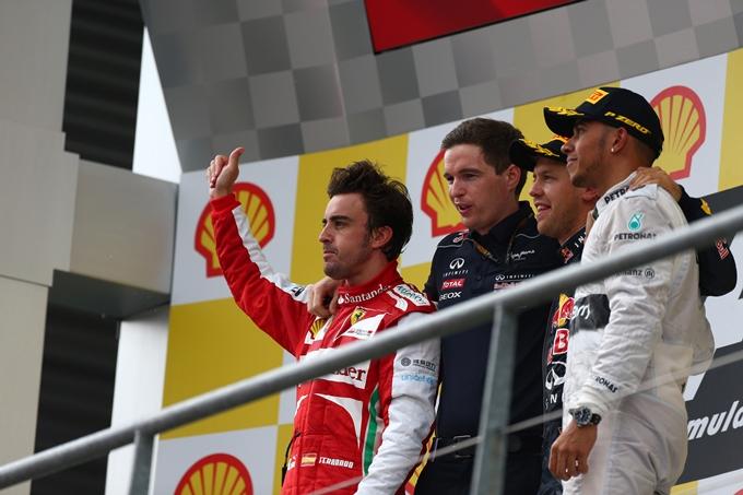 Le pagelle del GP del Belgio