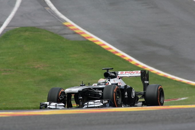 """Williams, Maldonado: """"Stavo lottando con la Sauber e non ho visto di Resta"""""""