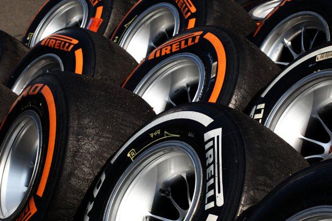 Pirelli porta in Belgio le due mescole più dure del suo range F1