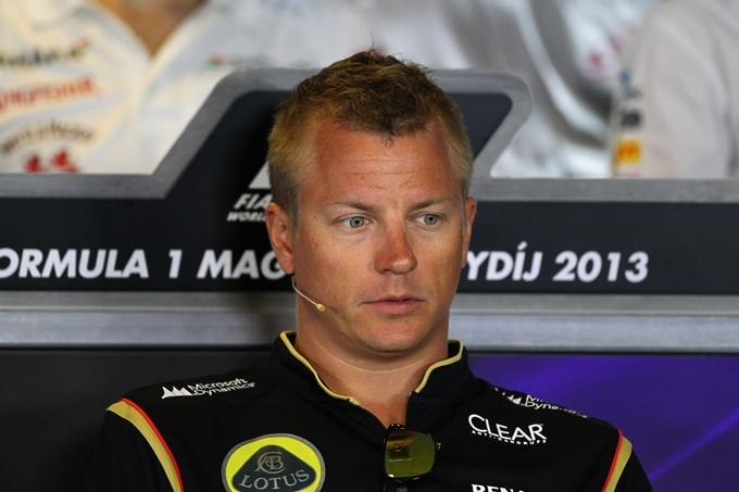 Garanzie sul futuro: così Raikkonen rimarrà in Lotus