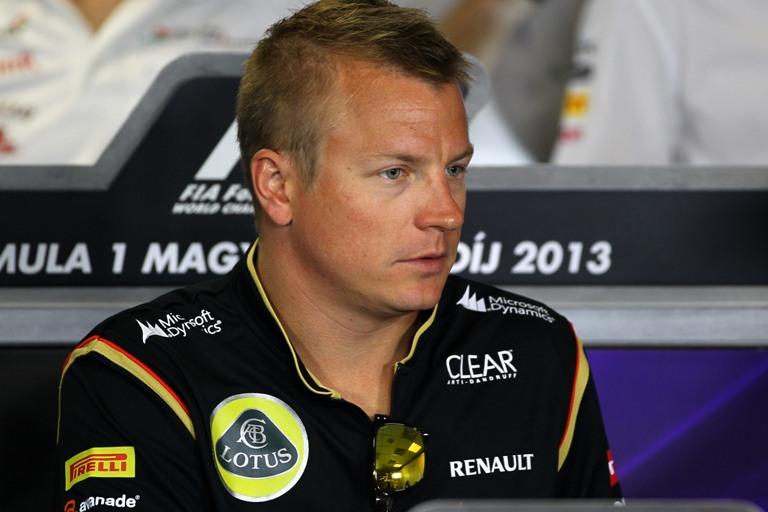 """Räikkönen: """"Sarebbe bello vincere ancora a Spa"""""""