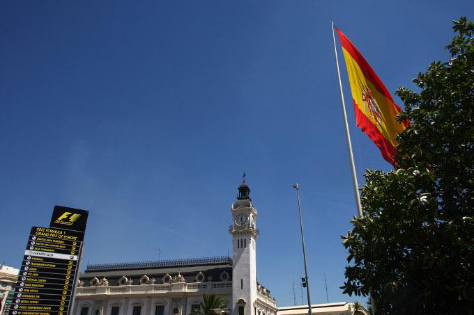 Il GP di Valencia di F1 non sarà in calendario nel 2014