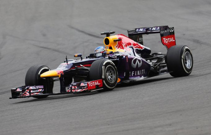 GP Belgio: vittoria per Vettel, Alonso è secondo