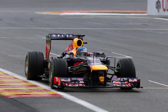 """Vettel: """"Soddisfatto della seconda posizione in griglia"""""""