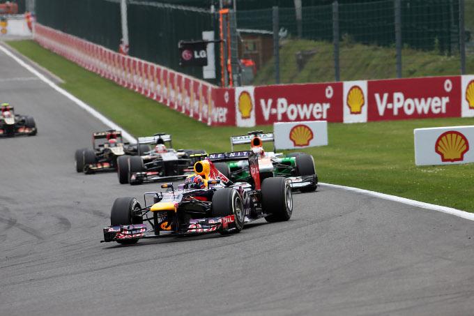 """Webber: """"La brutta partenza ha nascosto il mio vero passo"""""""