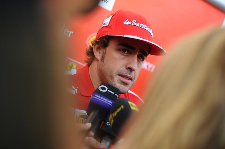 """Alonso: """"Sono stato io a dare il via libera per  Räikkönen"""""""
