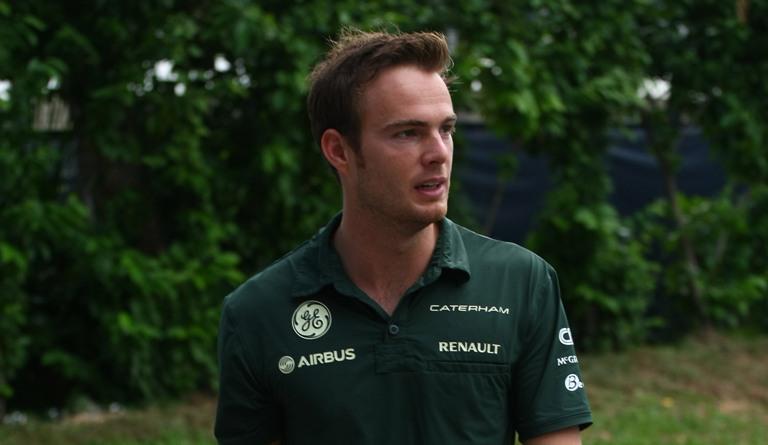 """Caterham, Van der Garde: """"Fiducioso soprattutto se piove"""""""