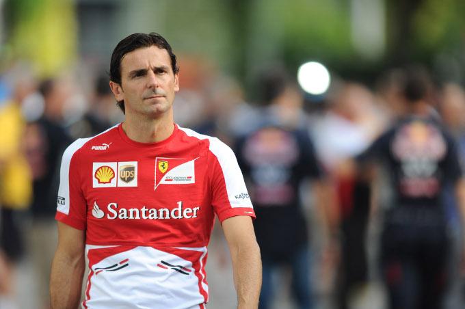 Ferrari: test a Barcellona con una vettura 2011