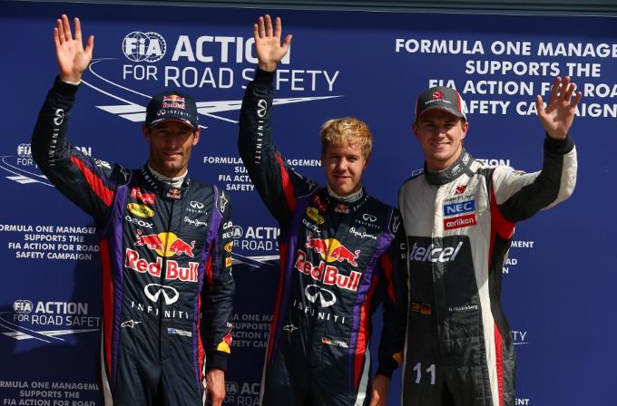 """Webber: """"Non ho perso la pole per l'errore di Vergne"""""""