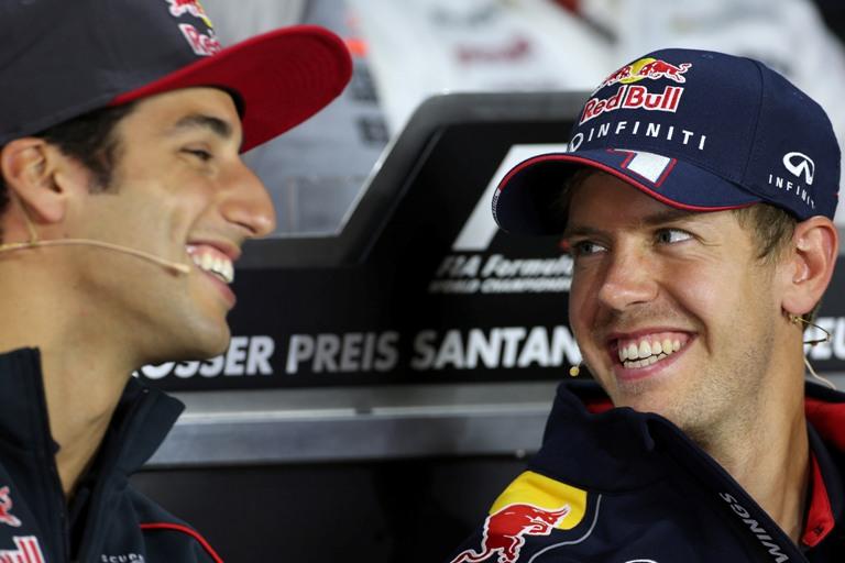 """Ricciardo: """"In Red Bull mi hanno promesso che non ci saranno ordini"""""""