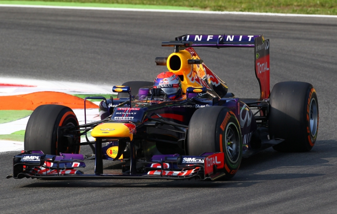 Gran Premio di Italia: la griglia di partenza