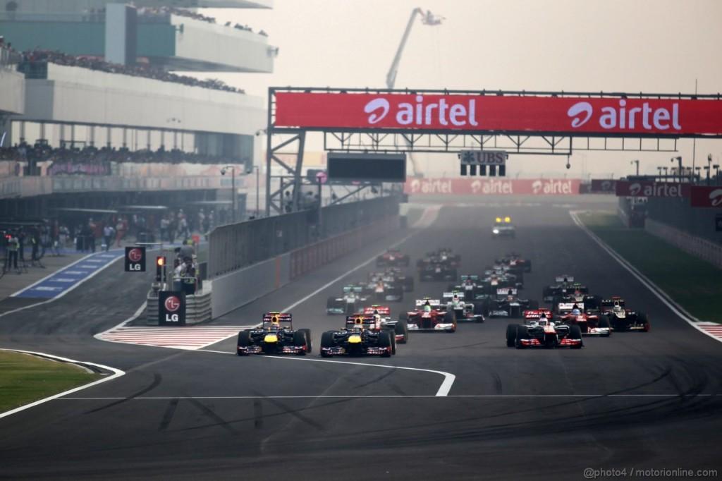 Gran Premio d'India 2013, Nuova Delhi: anteprima ed orari del weekend