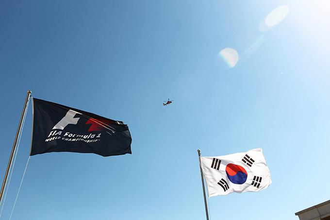 F1 GP Corea 2013, Prove Libere 3 in diretta