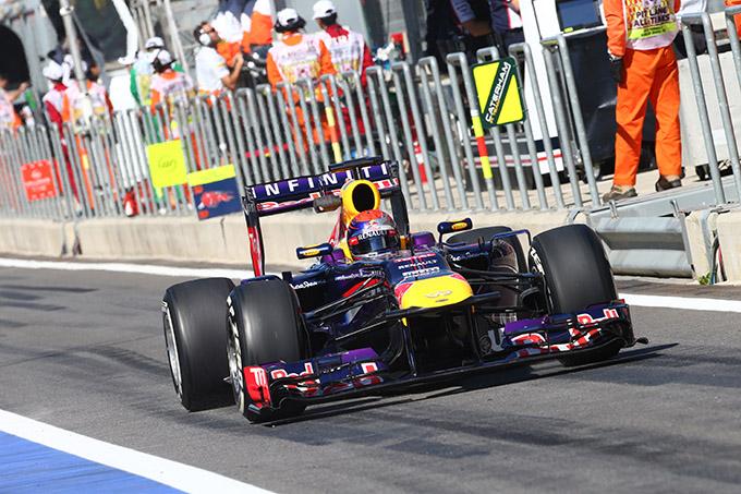 GP Corea 2013, Qualifiche: terza Pole consecutiva per Sebastian Vettel