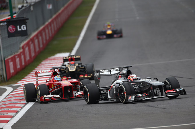 F1 GP India 2013, Qualifiche in diretta