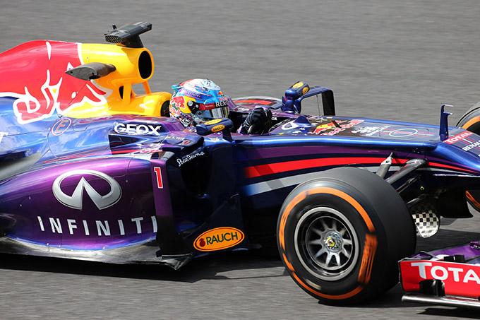 GP India 2013, Prove Libere 3: Vettel prenota la Pole Position