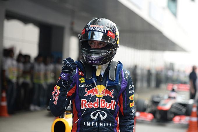 GP India 2013, Qualifiche: Vettel imprendibile, titolo sempre più vicino