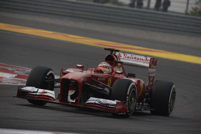 """Alonso: """"Congratulazioni a Vettel"""""""