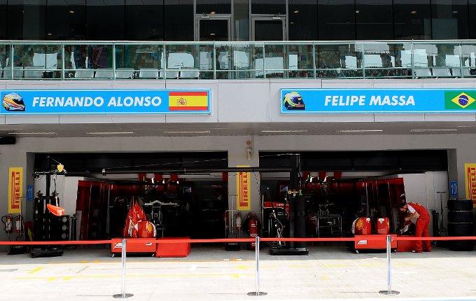 Ferrari e il Gran Premio dell'India: le statistiche