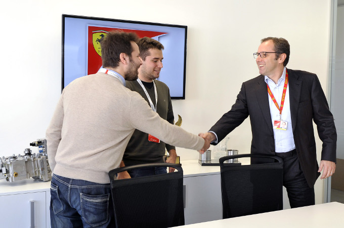 "Domenicali: ""La Ferrari voleva Kubica"""