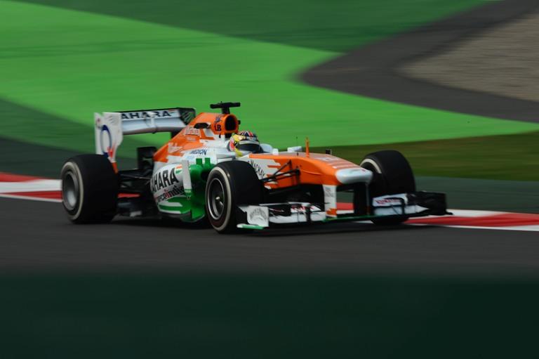 "Force India, Di Resta: ""Più competitivi rispetto a Suzuka"""
