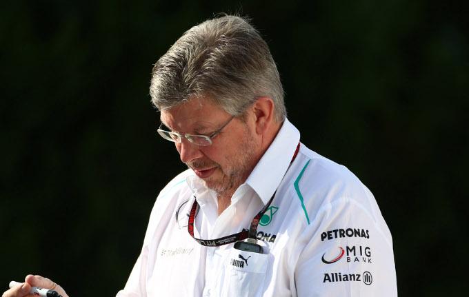 """Lauda: """"Brawn è il numero 1 in Mercedes"""""""