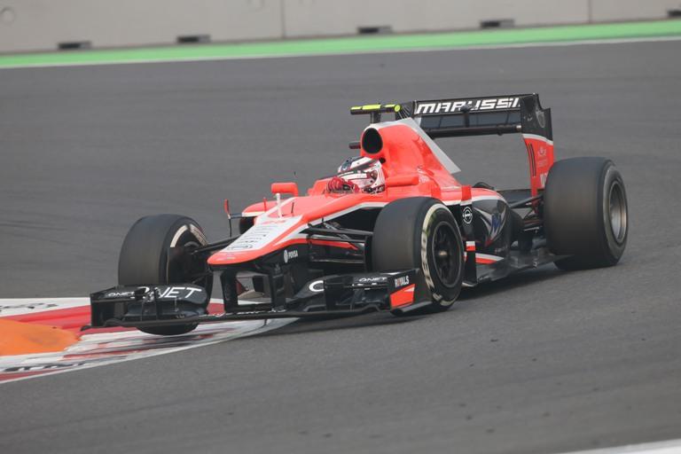 """Marussia, Chilton: """"Contento della mia performance di oggi"""""""