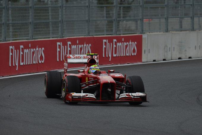 """Massa: """"Le nuove gomme hanno aiutato i rivali della Ferrari"""""""