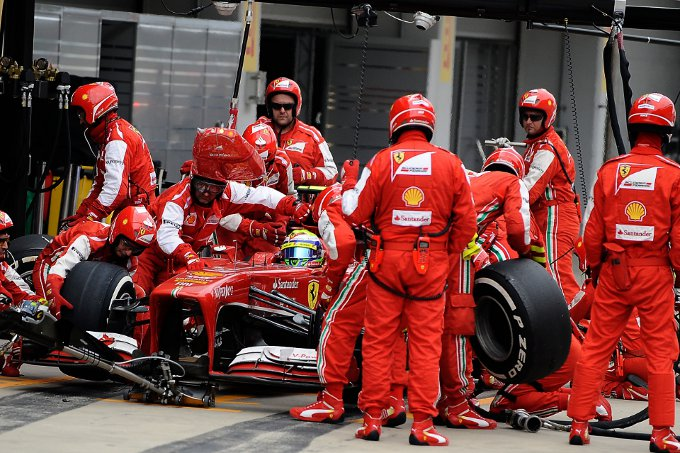 La Ferrari e il GP di Corea: le statistiche
