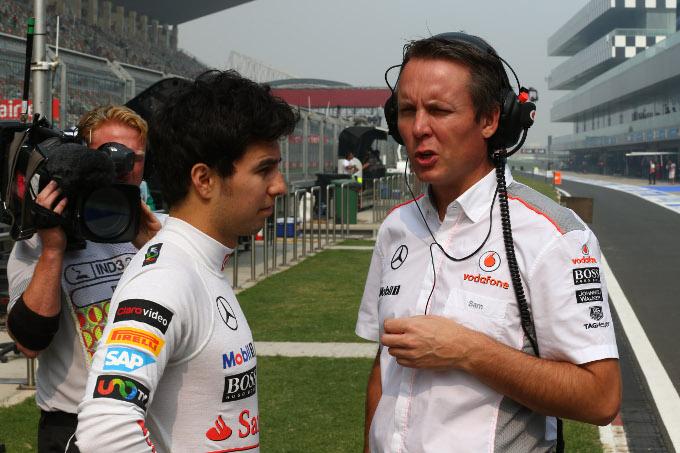 Perez certo di restare in McLaren nel 2014