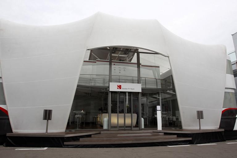 Battibecchi per il sedile 2014 in Sauber