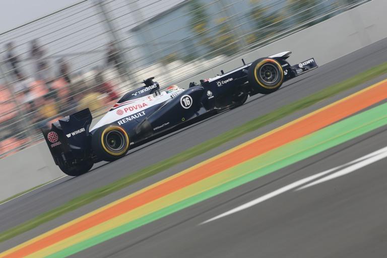 """Williams, Maldonado: """"Risultato di oggi incoraggiante per la volata finale"""""""