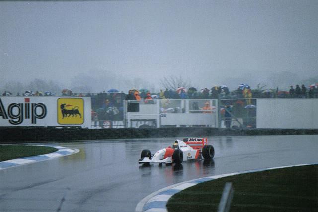 Senna vs Prost: Donington '93 – Il capolavoro di Ayrton sotto la pioggia