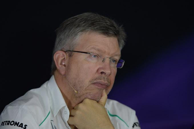 Mercedes: ufficiale l'addio di Ross Brawn