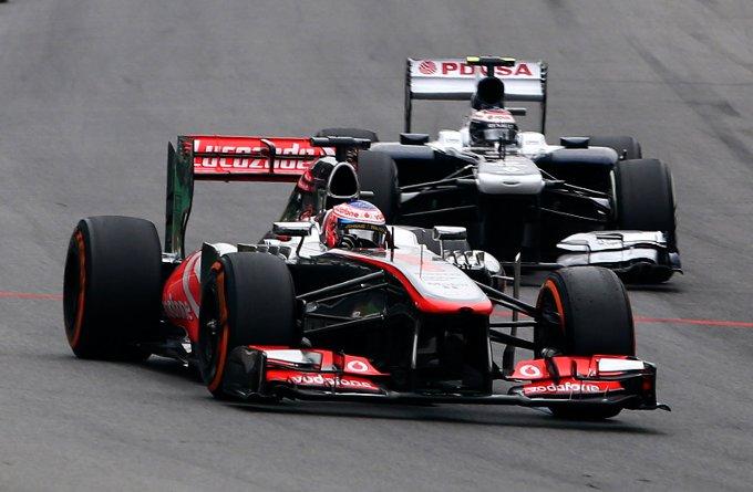 """McLaren: Button, """"Il risultato di Interlagos importante per la squadra in vista del prossimo anno"""""""