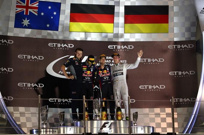 Le pagelle del GP d'Abu Dhabi