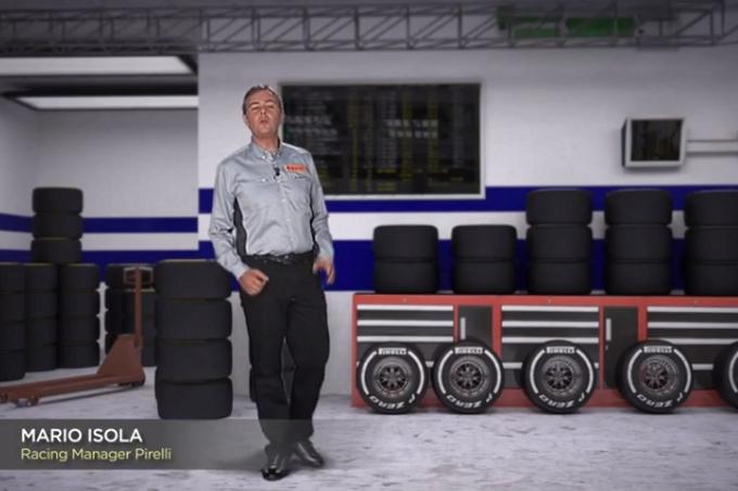 Video 3D Pirelli: Il Gran Premio di Abu Dhabi dal punto di vista degli pneumatici
