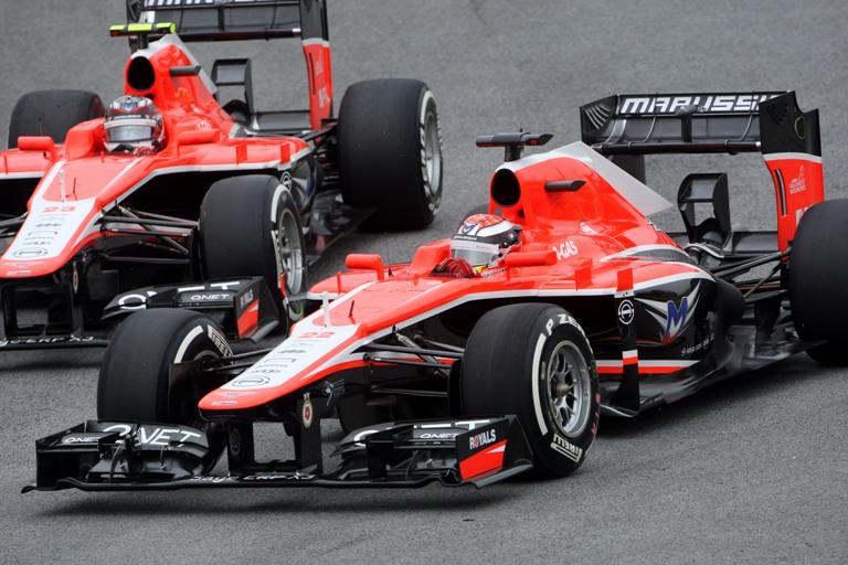 """Marussia, Chilton: """"Orgoglioso del mio record"""""""