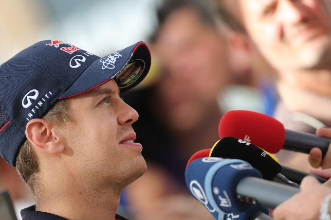 Vettel potrebbe sposare a breve la sua fidanzata Hanna