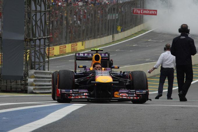 """Webber: """"Una bella battaglia nella mia ultima gara in F1"""""""