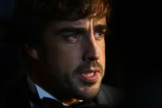 Alonso ha scelto il numero 14, Raikkonen il 7