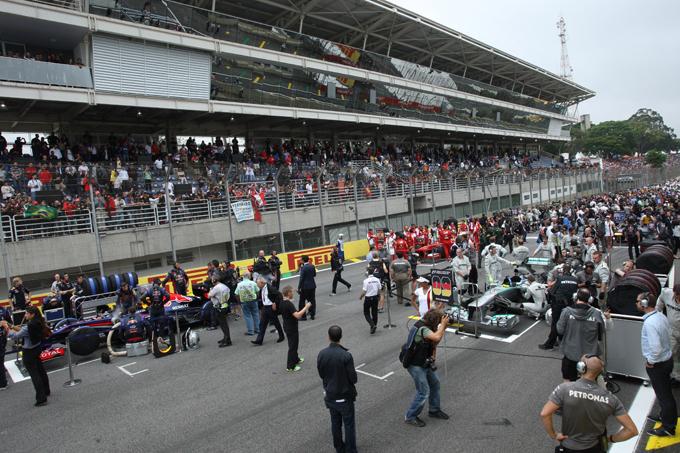 F1 2014: ecco il sistema di penalità dei nuovi motori turbo V6