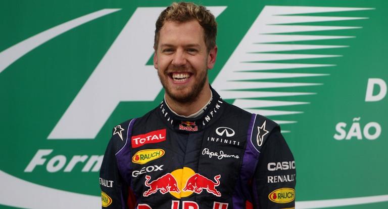 Vettel vorrebbe un 2014 combattuto