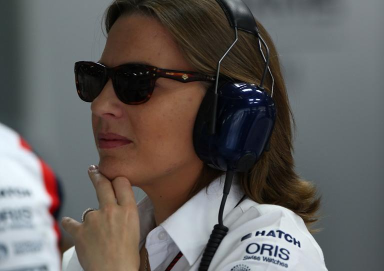 Williams contenta della collaborazione con Mercedes